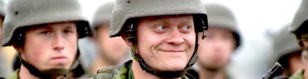 Финский тест в армии